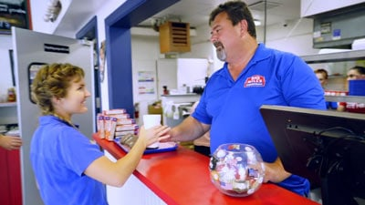 Gainesville Business Video Production for Slices Concession